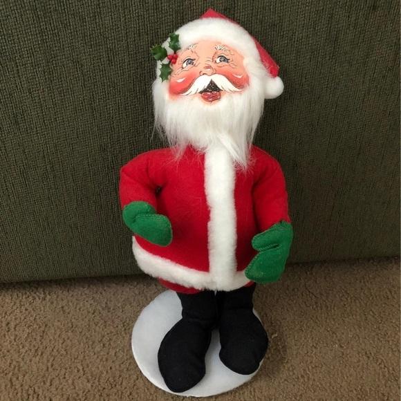 Vintage Annalee Santa 🆕 listing